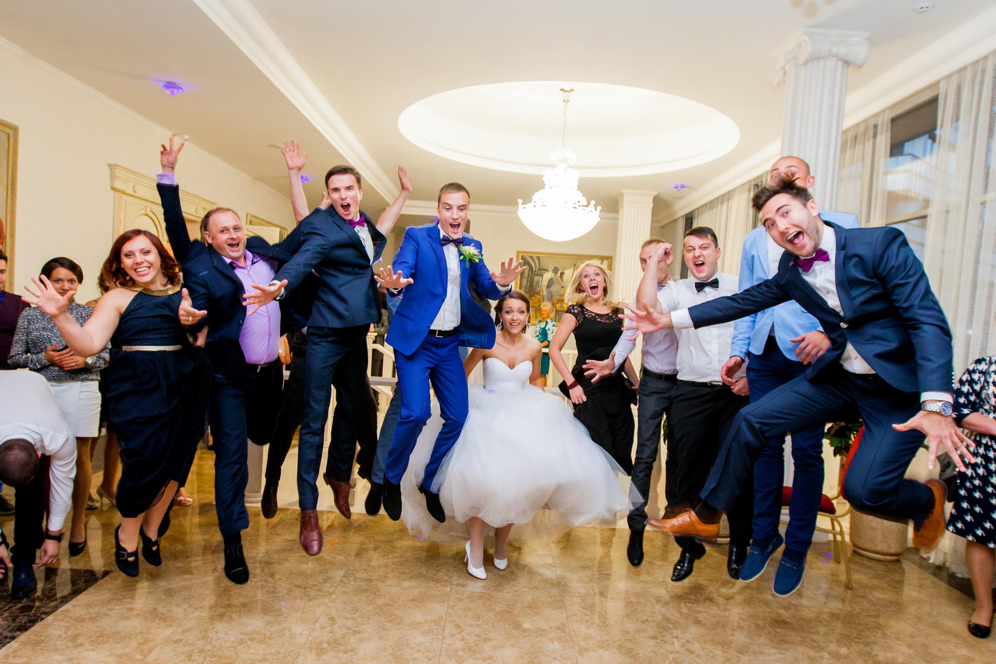 Сценарий простой свадьбы дома