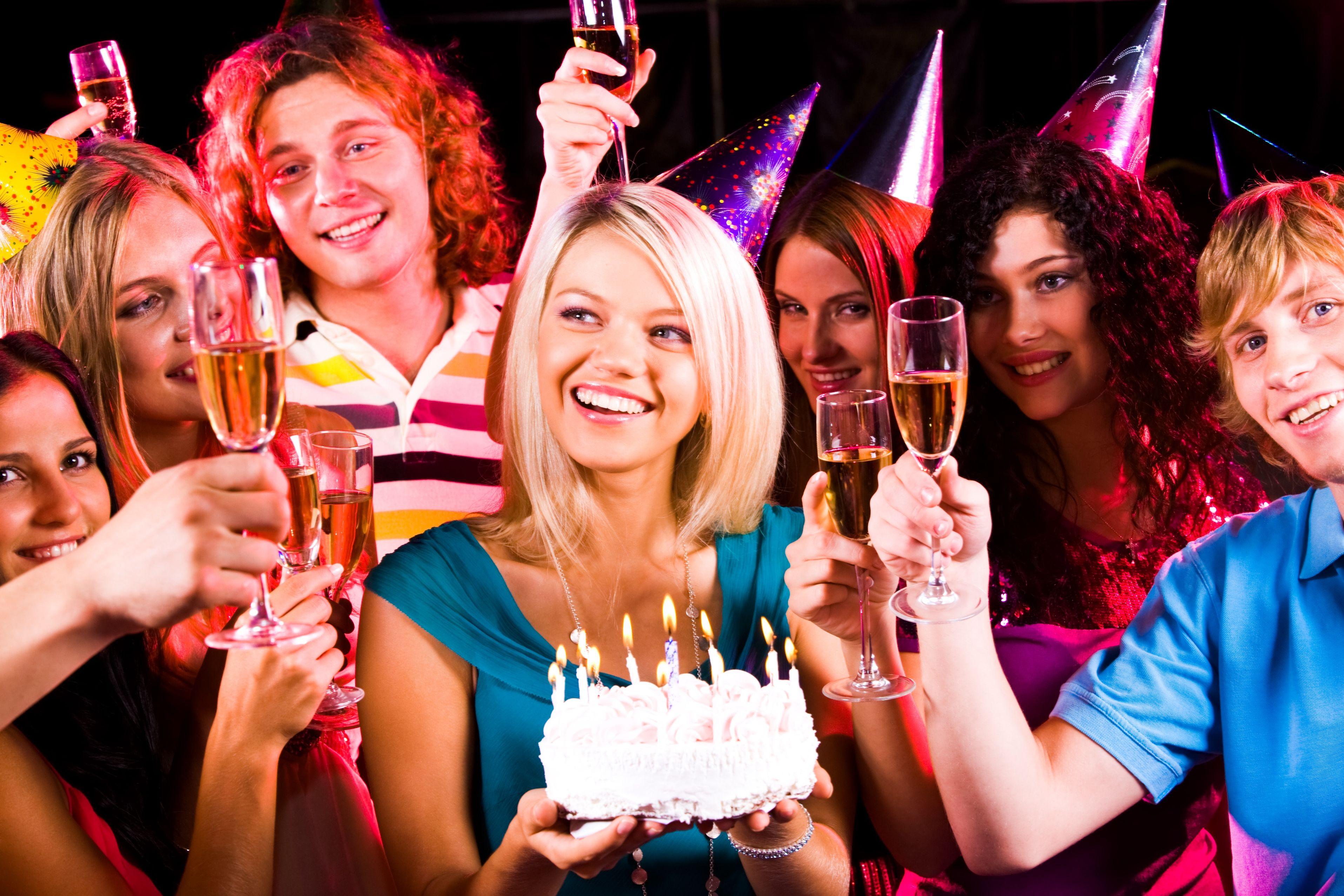Конкурсы для день рождения девушки